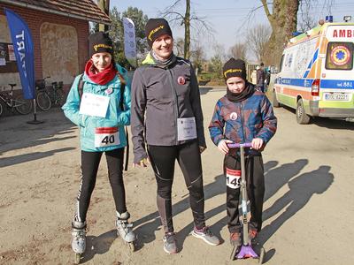 18.03.04 - bieg dla Oli Rojek 1