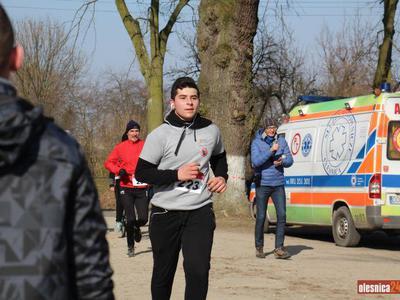 18.03.04 - bieg dla Oli Rojek 2