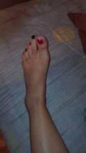 Stopy długie palce 1