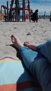 Stopy długie palce 4