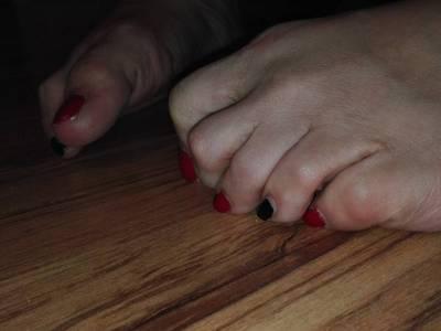 Stopy długie palce 5