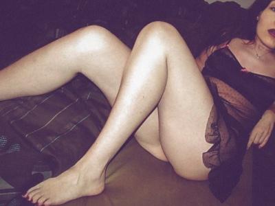 Coś dla facetów, którym podobają się moje stopy :) 2