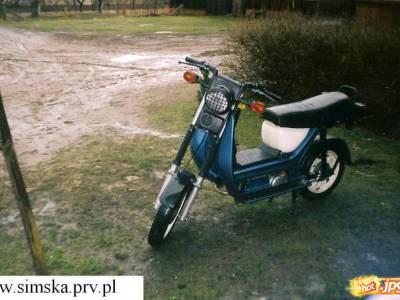 SIMSON SR50 ;-)