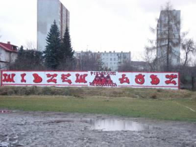 Widzew w Skarżysku-Kamiennej