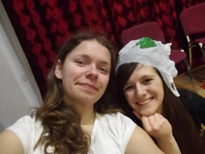 Adrianna Gudyka i Kamila Maćkowicz Karolina Chmiel Elżbieta Katarzyna Czarnota 3