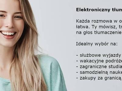 Tłumacz mowy i całych zdań Anobic VT ASK (Multi)