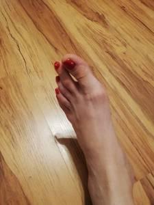 Stopy-długie palce 1