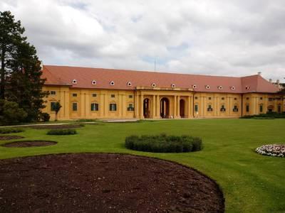 Pałac ks. Lichtenstein w Lednicach (Morawy) 1