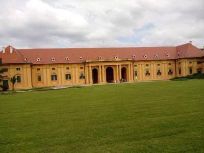 Pałac ks. Lichtenstein w Lednicach (Morawy) 3