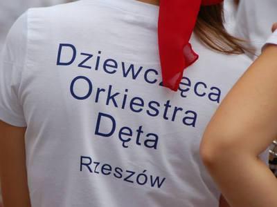 Dziewczęca Orkiestra Dęta Rzeszów 3