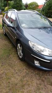 Peugeot407SW 2.0HDI 2006r. 9