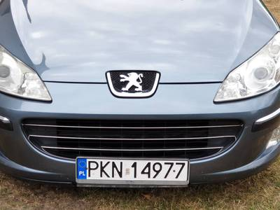 Peugeot407SW 2.0HDI 2006r. 11