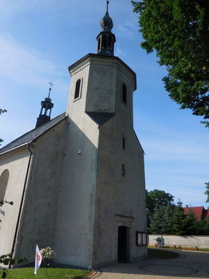 Kościół w Czaplach Wielkich