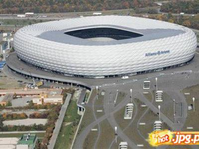 Alianz Arena - Monachium