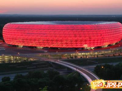 Alianz Arena 2 fotka - Monachium