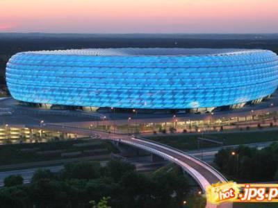 Alianz Arena 3 fotka - Monachium