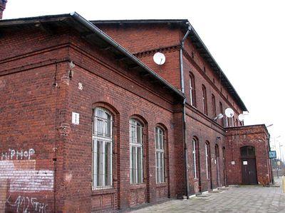 Stacja PKP Jastrowie 5