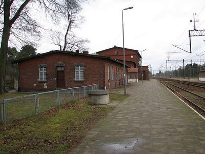 Stacja PKP Jastrowie 6