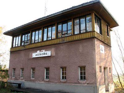 Stacja PKP Jastrowie 7