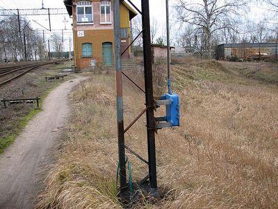 Stacja PKP Jastrowie 8