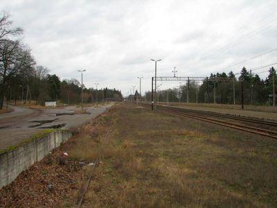 Stacja PKP Jastrowie 9