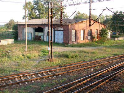 Stacja PKP Jastrowie 10