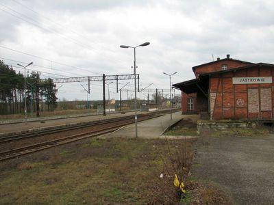 Stacja PKP Jastrowie 13