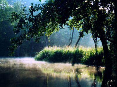 Rzeka Piława 1