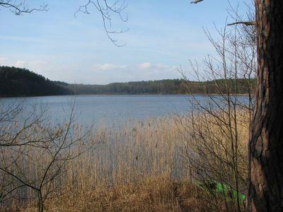 Jezioro Dąb 4