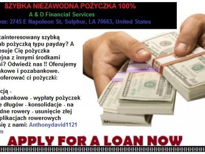 Potrzebujesz kredytu, skontaktuj się z nami już teraz. 1