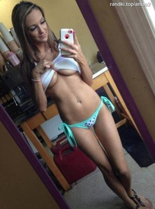 Gorące selfie - Ania 19 lat