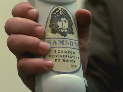 polecam szampon Samson