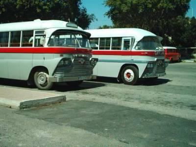 Maltańskie autobusy 4