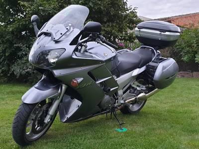 Yamaha FJR 1