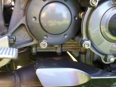 Yamaha FJR 7