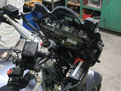 Yamaha FJR 1300 2