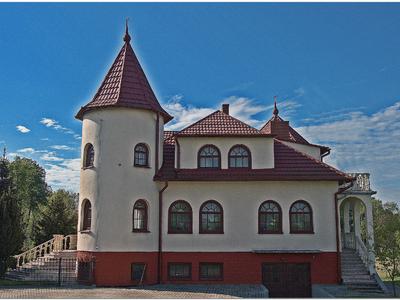 Niedaleko Sokołowa M.