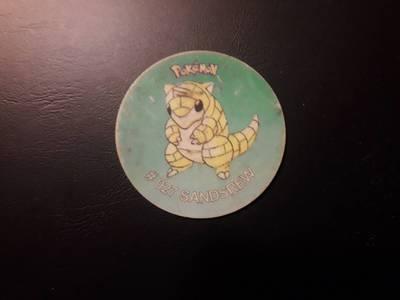 Pokemony Tazo 19
