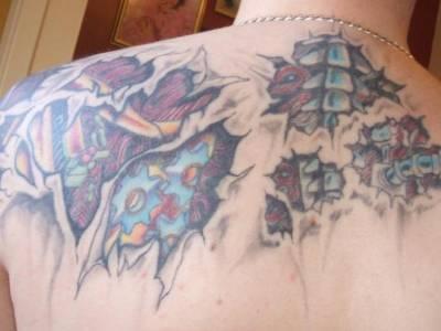 tatuaz biomechanika