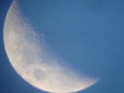 Księżyc w dzień (jurek1m)