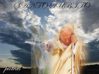 śp. Jan Paweł 2 Wielki